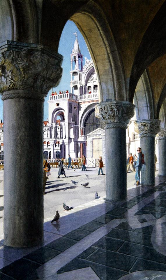 St. Marks Square, Venice