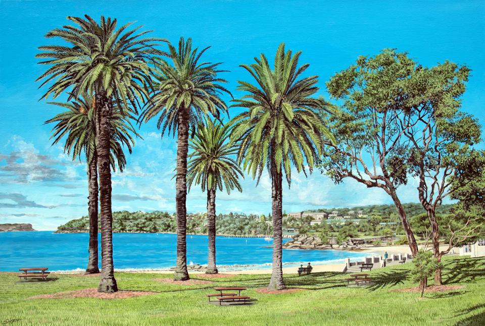 Palms at Balmoral